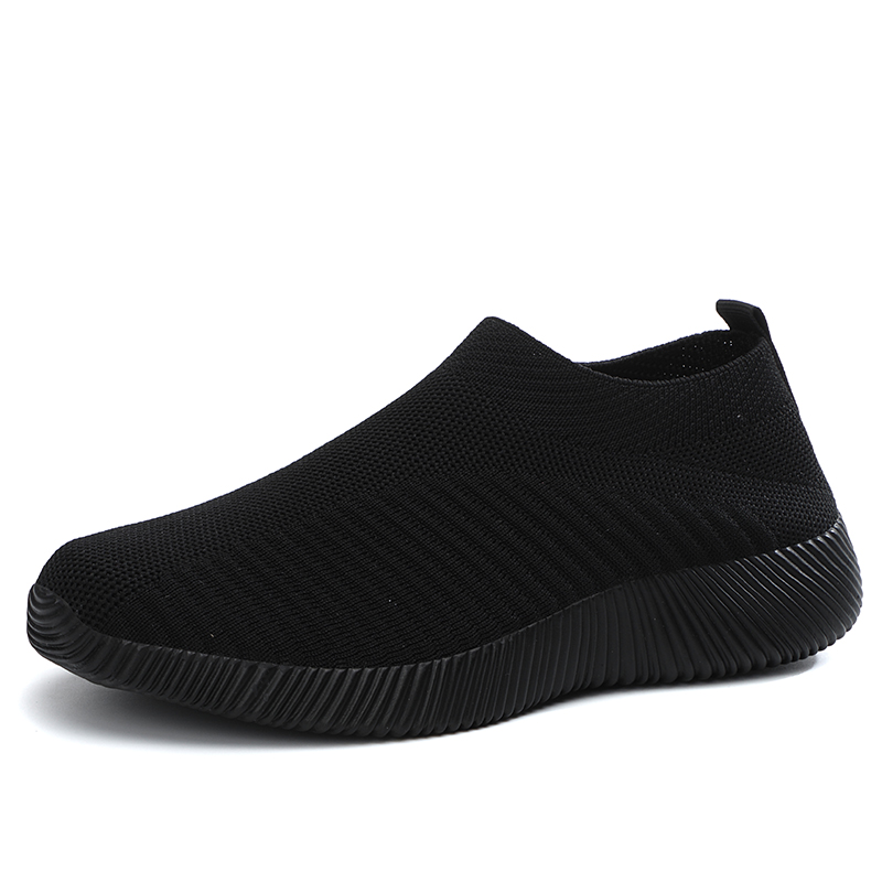 US $15.18 31% OFF Tenis Feminino 2019 shoes Women Tennis Shoes Lady High Quality Sports Shoes Female slip on Comfort Breathable Jogging Sneakers in