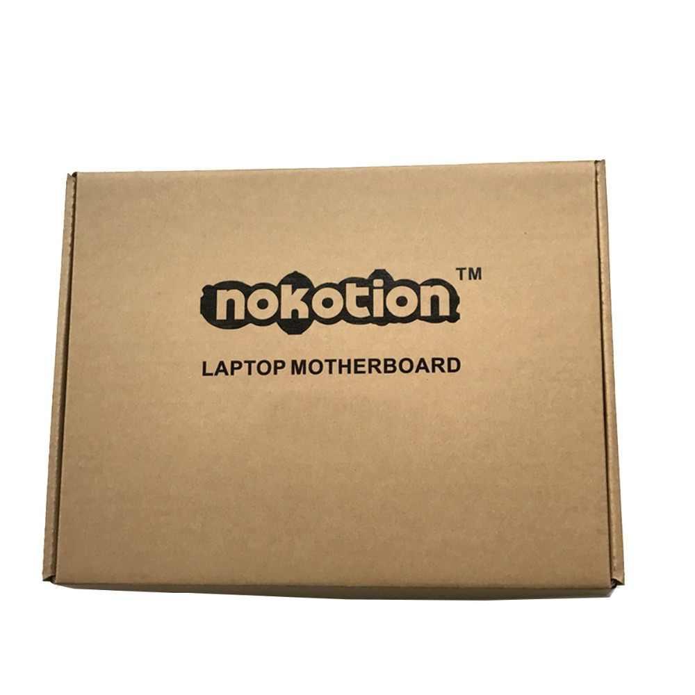 NOKOTION MBRDT06001 MB. RDT06.001 Per acer Aspire 4253 scheda madre del computer portatile DA0ZQEMB6C0 DDR3 con processore a bordo di prova completa