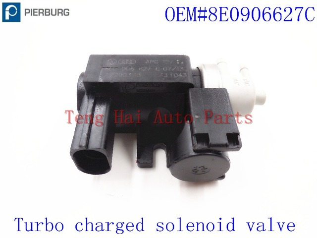 For Audi A4 A6 S6 Boost Control Solenoid Valve 1 9 2 0 TDI PIERBURG  7 22903 28 0-in ATV Parts & Accessories from Automobiles & Motorcycles