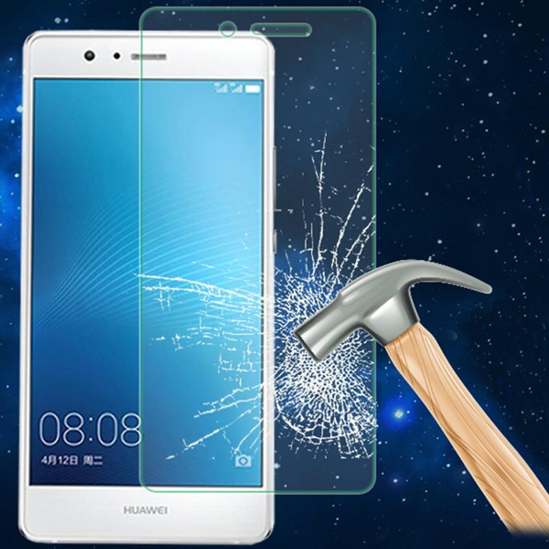 Huawei P9 Lite Tempered Glass üçün 2.5D 9H 0.3mm mükafatlı - Cib telefonu aksesuarları və hissələri - Fotoqrafiya 3