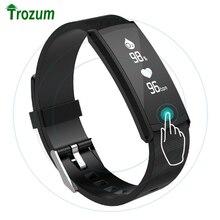Trozum IP68 Профессия Водонепроницаемый S6 smart bluetooth браслет smartbands спортивные браслеты группа для Android IOS Телефон