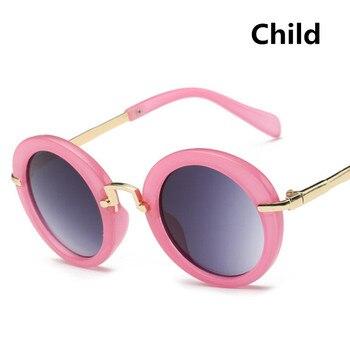 KOTTDO round lovely kids sunglasses girl...