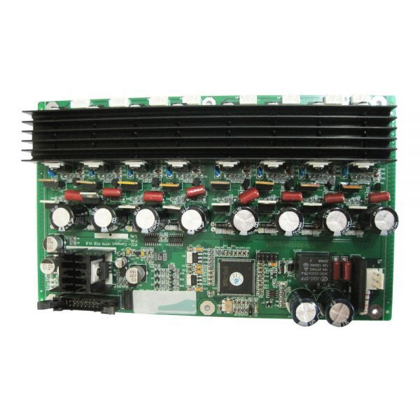 Flora Printer High voltage Switch Board for LJ320P printer flora lj 320p printer fibre optical date cable printer parts
