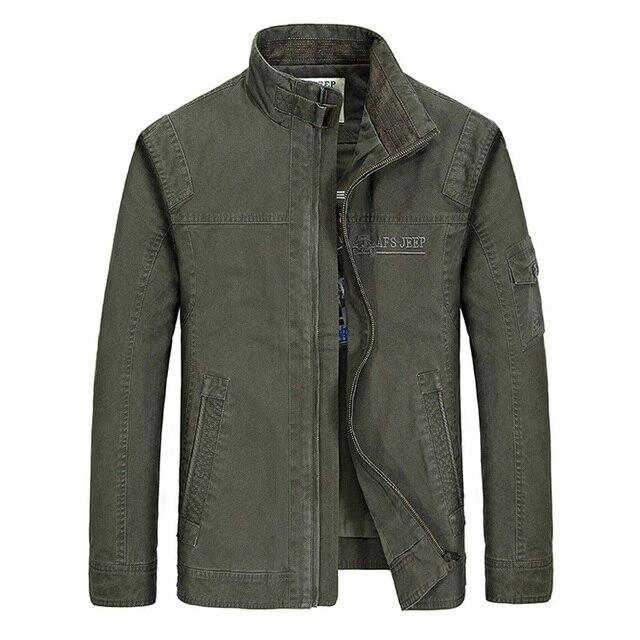 60% de liquidación disponibilidad en el reino unido venta de liquidación € 41.63 50% de DESCUENTO|Casual para hombre otoño chaquetas y abrigos  chaquetas y cazadoras de cuello de los hombres de algodón de cintura  chaqueta ...