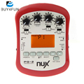 Hot Sale NUX PG-2 Practical Electric Guitar Effect Pedal Multifunctional Portable Guitarra Effect Two Tuning Modes