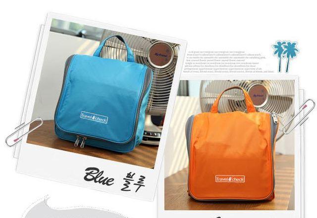 Free shipping Organizer Case cosmetic  travel bag wash case Waterproof Make Up  big capacity toilet kit Purse Zipper Organizer