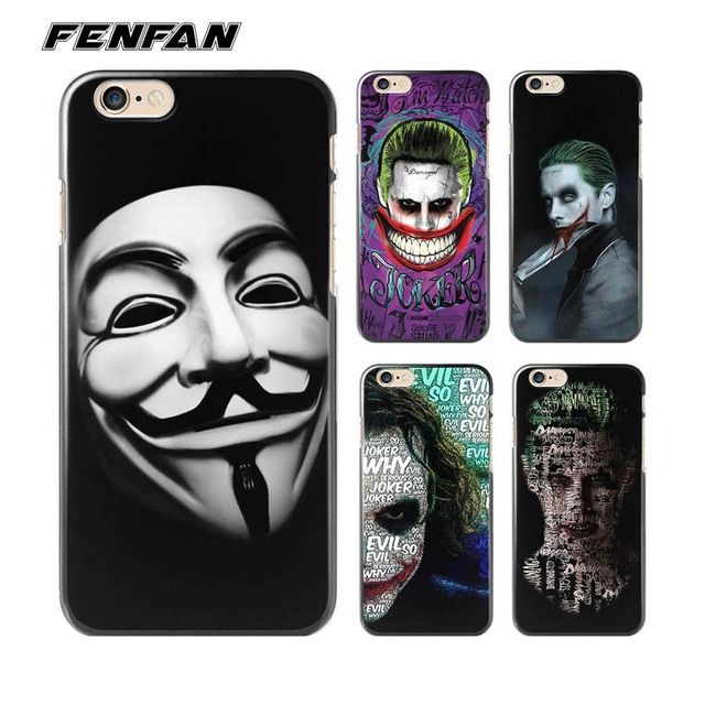 coque iphone 7 plus joker