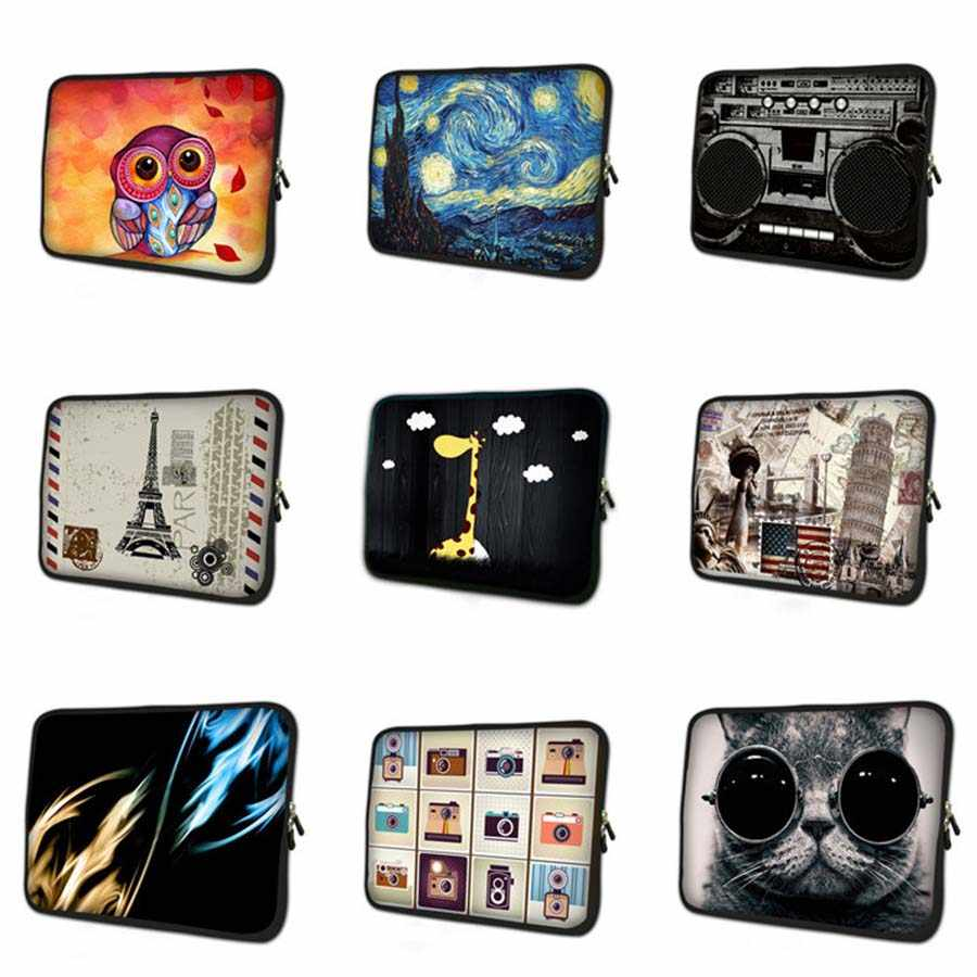 دفتر بطانة كم 7 10.1 11.6 13 13.3 14 15 17 17.3 قطعة غطاء جراب كمبيوتر لوحي حقيبة كمبيوتر محمول الحقيبة ل Asus HP Acer Lenovo NS-23886