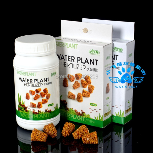 Long Effect Fertilizer Ista Gr Root Aquarium Water Plant Food Growth Promoter