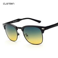 2017 nieuwe mode HD gepolariseerde zonnebril dag en nacht rijden bril Bestsellers mannen en vrouwen nachtkijker UV400
