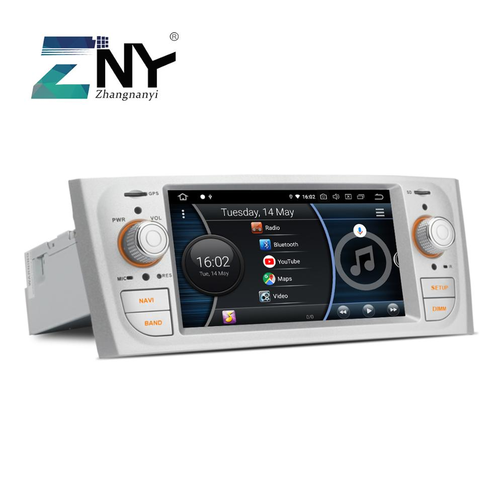 Image 3 - Android 8.1 Car Audio Video For Fiat Grande Punto Linea 2007 2008 2009 2010 2011 2012 GPS Navigation Radio Rear Camera No DVD-in Car Multimedia Player from Automobiles & Motorcycles