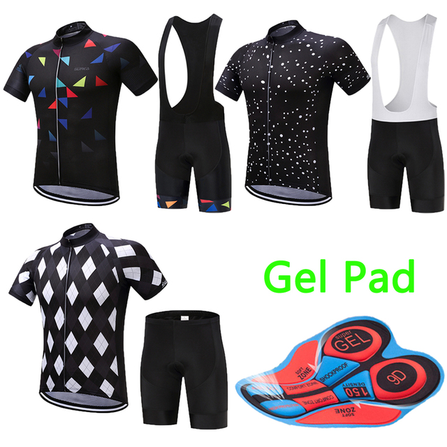 2018 Men s Maillot Cycling Clothing Summer Short Sleeve MTB Mountain Bike  Jersey Male Bicycle Clothes Retro Cycle Sports Wear 638fec3a5