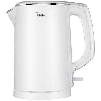 LK1726 304 Нержавеющаясталь термостат электрические чайники анти-сухой быстро нагрева воды котел с вращения база 1800 Вт 1.5L белый