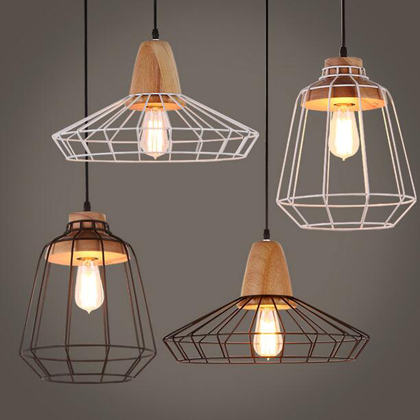 Nordic restoring ancient ways, wrought iron mesh droplight character art cafe bar office LOFT geometric droplightNordic restoring ancient ways, wrought iron mesh droplight character art cafe bar office LOFT geometric droplight