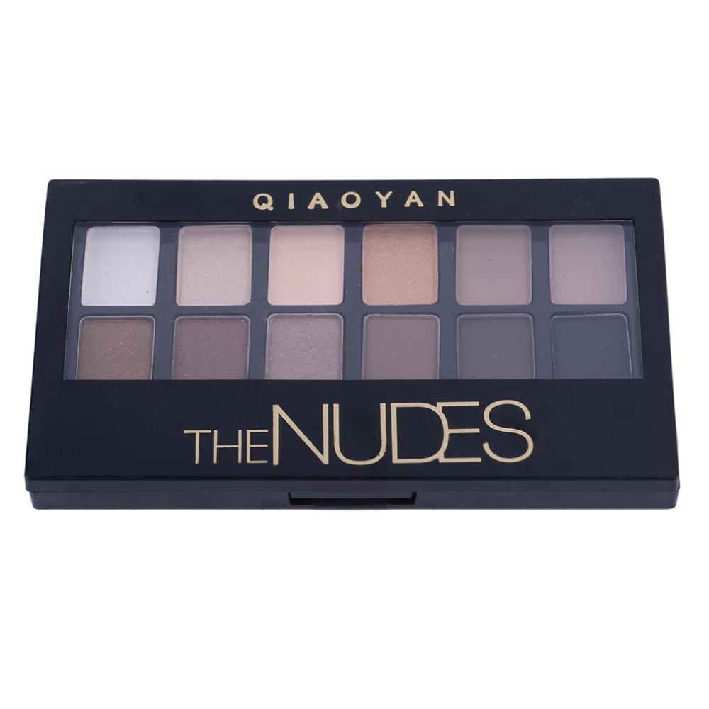 2018 Brand Makeup 9 Colors Diamond Bright Eyeshadow Naked