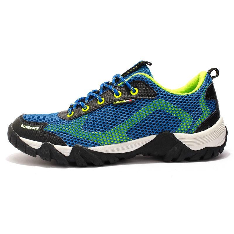 Hot Sale Hiking Hiking Hiking Zapatos hombres Outdoor Spring/Summer Breathable Trekking b2c858