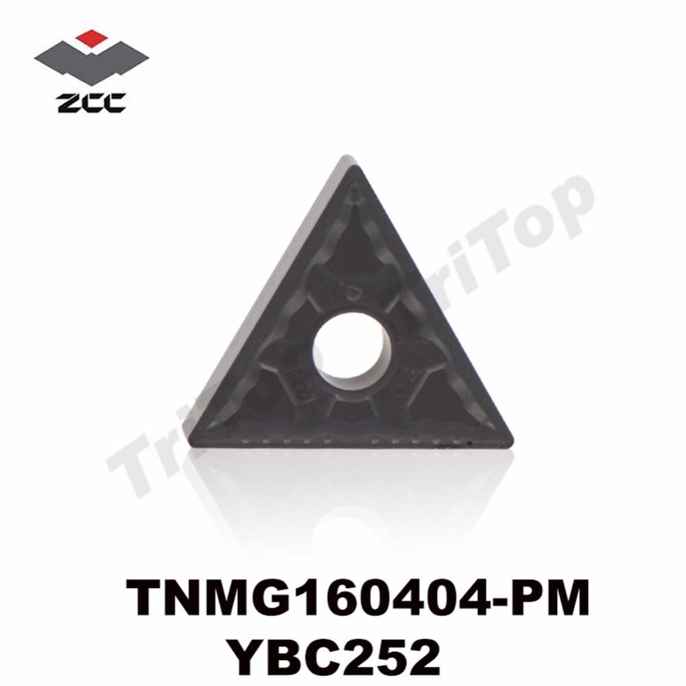 Tnmg160404 pm ybc252 lathe cutting insert carbide turning tool inserts semi finishing for steel tnmg331 free