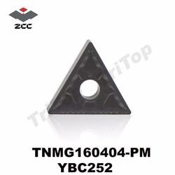 Tnmg160404 pm ybc252 lathe cutting insert carbide turning tool inserts semi finishing for steel tnmg331 free.jpg 250x250