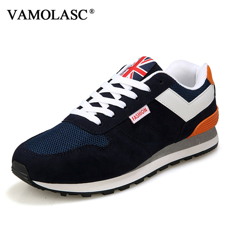 VAMOLASC New Men s Sport font b Running b font font b Shoes b font Breathable