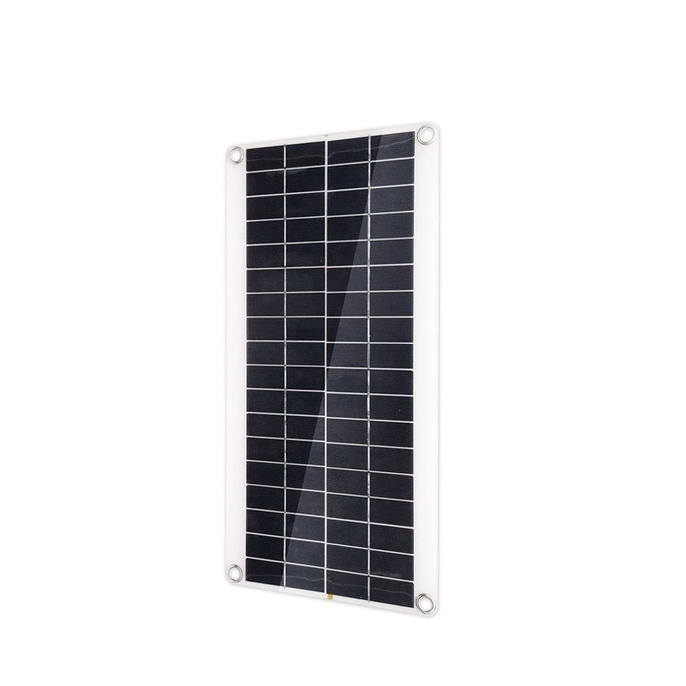 Outdoor Application Solar Charging Board High Efficiency 12V Battery Mobile Phone Solar Panel Charging