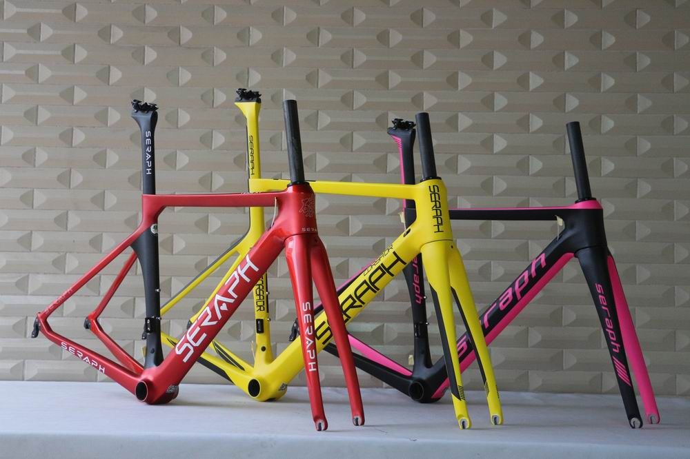 OEM Products TOP SELLING  Customized Paint Carbon Road Bike Complete Road Bike Carbon Frame Racing Bike