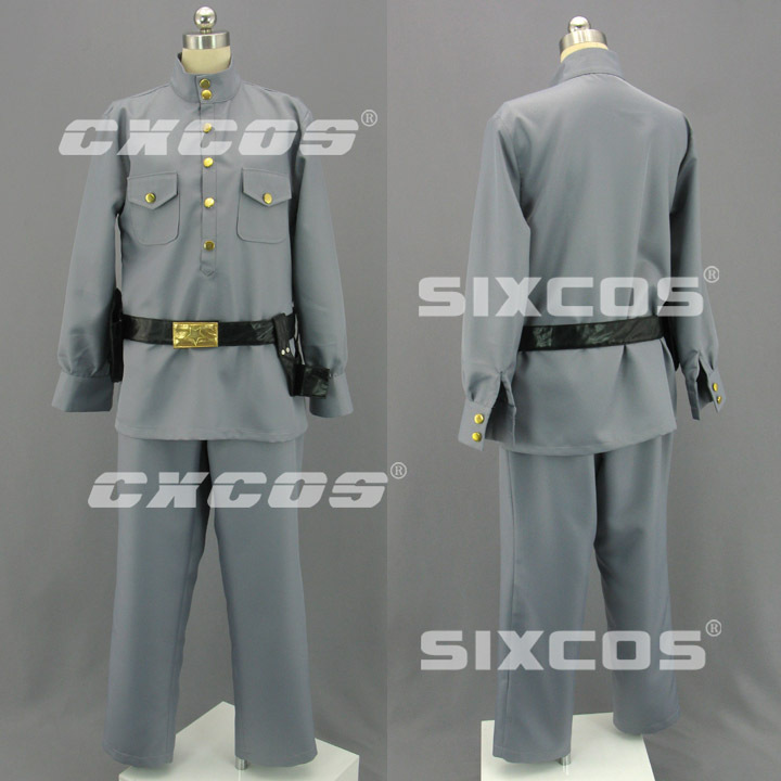 hot anime indiana jones cosplay agent spalko costume uniform halloween party clothing free shippingchina - Halloween Indiana