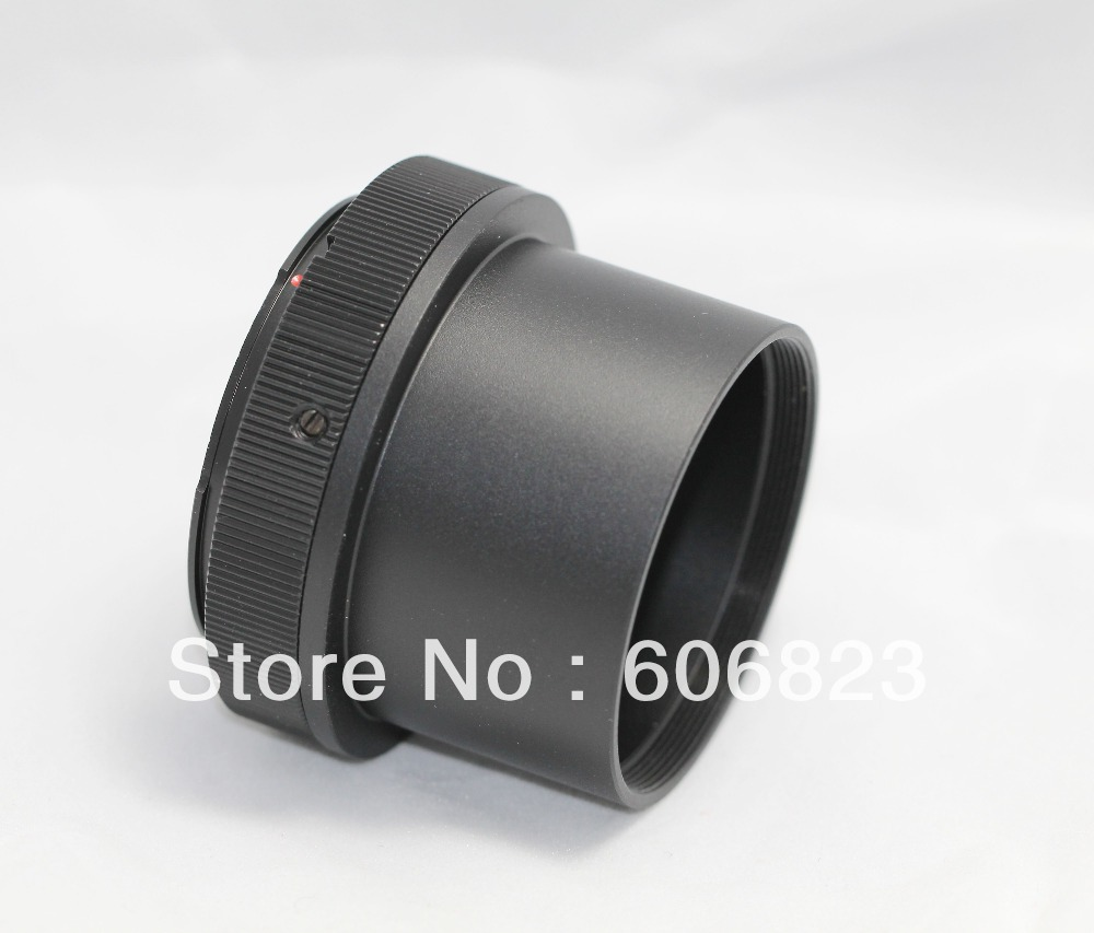 New Telescope 2 2 Inch Adapter For SONY Minolta AF DSLR a100 a700 a200 a350