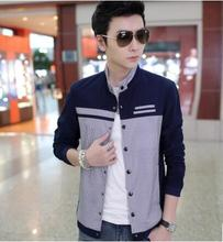 Free shipping !!! The new autumn jacket coat of cultivate one's morality men's fashion leisure male youth top students / M-3XL