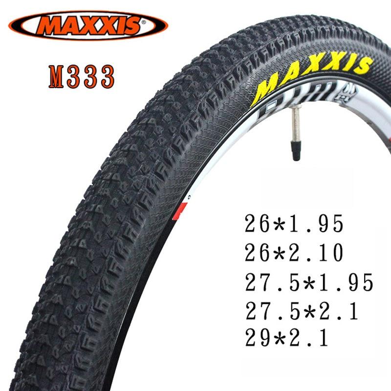 2018 M333 1 unid montaña bicicleta 60TPI puñalada prueba ultraligero neumático de bicicleta 26/27 5*1,95 de 26/27 5*2,1 29*2,1 MTB bicicleta