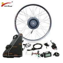 48 В 500 Вт мощный Электрический велосипед Conversion Kit мотор эпицентра колесо с 48V20AH высокое Ёмкость Батарея для 26 «700C DIY Ebike комплект