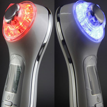 Galvanic Facial Skin Care Massager Photon Therapy Beauty Device Blemnish Cleaning Face Lift Machine