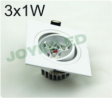 3W 6W LED Ceiling Light 500-650lm Pure white Ceiling Lamps Downlight CE&RoHS AC85-265v Warm/Cool white Ceiling LED Lights