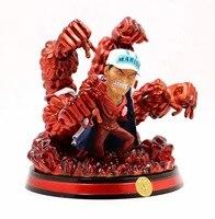 One Piece Anime Sakazuki PVC Action Figures With Magma Fist Effect Collectible Toys One Piece Sakazuki Figurine