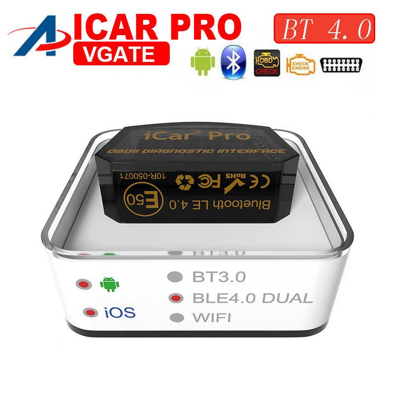 Vgate iCar Pro elm327 V2 1 WiFi/Bluetooth 3 0/4 0 Android