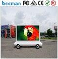 P16 P16 Leeman Caminhão de Publicidade Móvel Ao Ar Livre 8 Anos de Garantia Levou Ao Ar Livre Tela de Publicidade Tv Billboard
