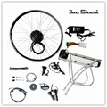 """Electric Bicycle Kit Rim 20"""" 26"""" 700C(28"""") with Battery Motorized Bicycle Kit E-Bicycle Brushless Motor Kit E-Bike Engine Kit"""