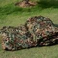 2 M X 4 M camuflagem militar exército , esportes de Woodlands Net Leaves Camo capa para caça Camping carro cobertura