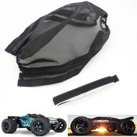 Zipper type Dust Water Proof Net Cover Protection Net Cover Prevent Dust for 1/10 Traxxas E Revo ERevo 2.0 Summit Rc Car Parts