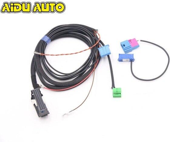 for audi a4 b8 q5 bluetooth install update upgrade wiring harness Audi A4 Custom for audi a4 b8 q5 bluetooth install update upgrade wiring harness cable microphone concert 8t0 862 336 e