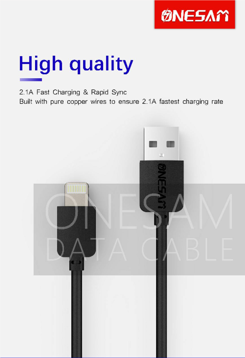 -ONESAM Cheaper Cables OS-A07-1