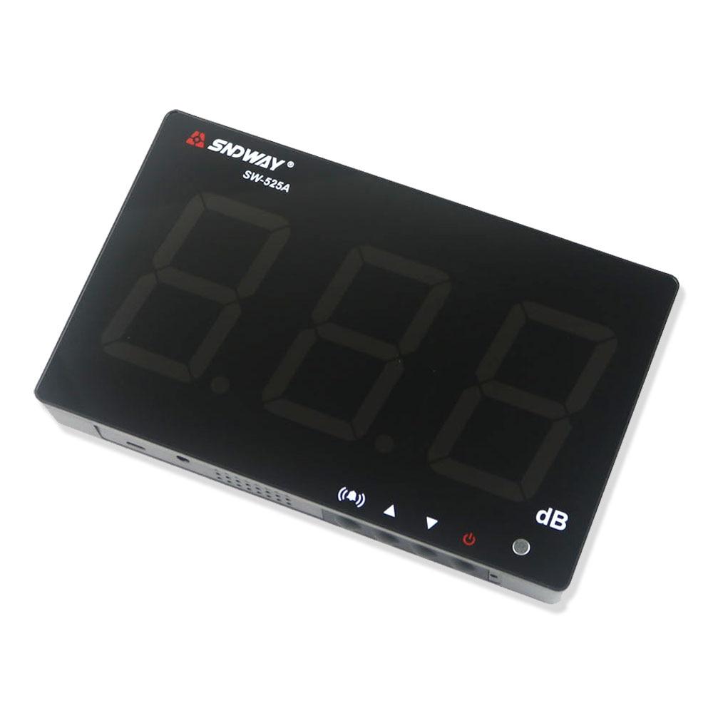 Fonometro digitale 30 ~ 130db display a grande schermo Bar ristorante - Strumenti di misura - Fotografia 2