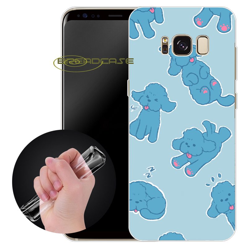 Coque Yuri on Ice Anime Cases for Samsung Galaxy S9 S8 Plus S6 S7 Edge Plus Note 8 5 4 3 S3 S4 S5 Clear Soft TPU Silicone Cover.
