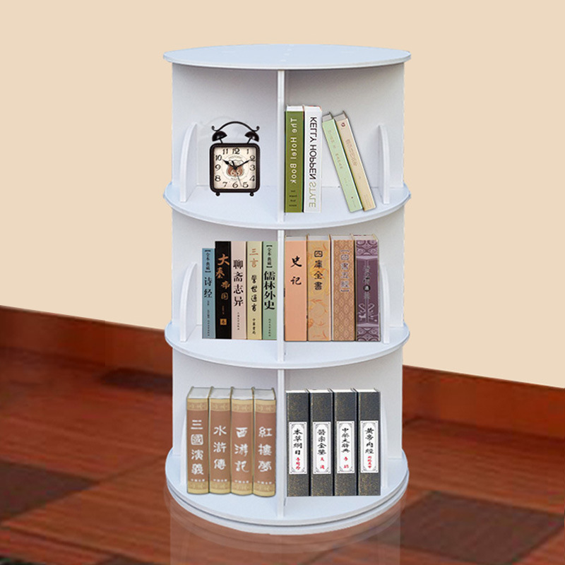 creativity rotate bookra 360 limit bookcase simple student Floor-to-ceiling bookshelves bookrack corner  Assembly  Woodcreativity rotate bookra 360 limit bookcase simple student Floor-to-ceiling bookshelves bookrack corner  Assembly  Wood