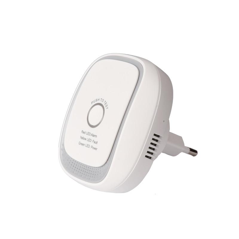 Wireless Zigbee smart natural gas,coal gas,LPG Combustible gas leakage Sensor Detector перчатки gas gas ga340dwyxo34