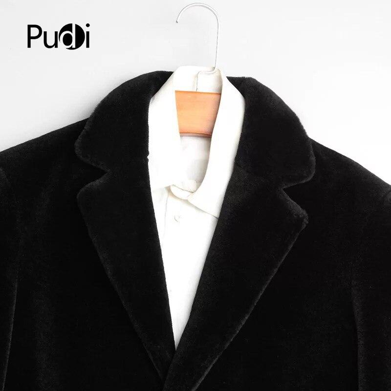 Neue 2018 Anzug 100 Winter Pudi Mt801 Casual Mantel Jacken Herbst Männer Outwear Wolle Mode tax6qn