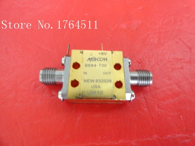 BELLA M A COM 6884 700 8V SMA supply amplifier