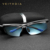 2016 Verão Designer de Marca Polarizada Esporte Óculos De Sol Dos Homens Óculos de Sol VEITHDIA Óculos Vintage oculos de sol masculino 6587