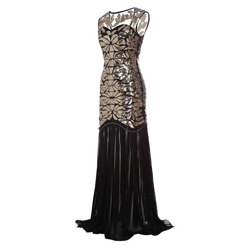 Блестящее Золотое блестящее черное длинное платье женское сексуальное кружевное элегантное вечернее платье для выпускного вечера Женские платья Vestido de Festa Longo