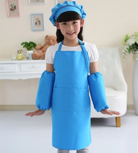 10 colors chef clothing suit for children chef clothes kids food wear food work wear cook clothes for children