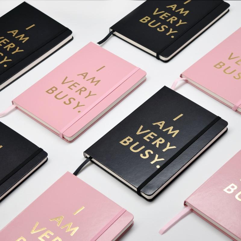 Gestippelde mode Hand Notebook Lattice Grid Creatieve briefpapier - Notitieblokken en schrijfblokken bedrukken